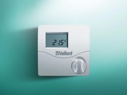Nové prostorové termostaty