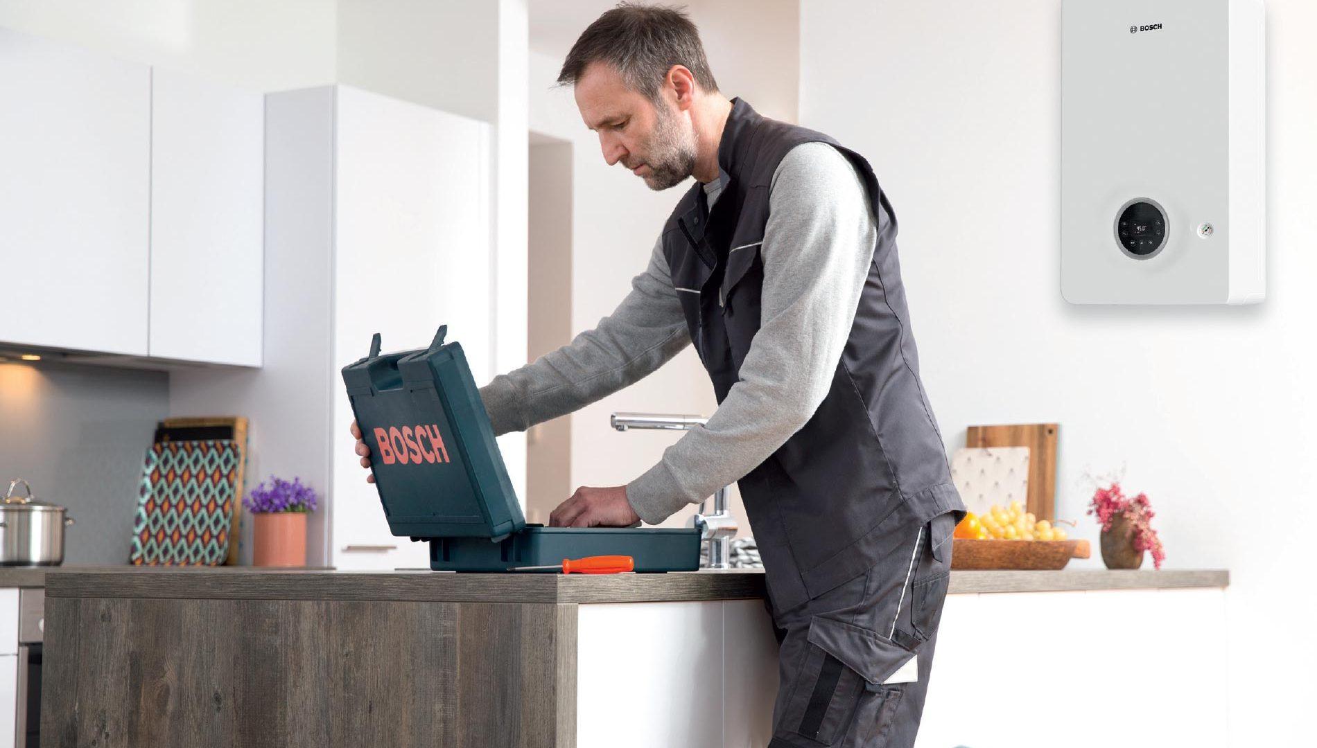 Kotel Bosch Condens 2300i W