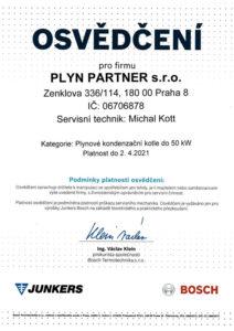 plyn-partner-opravneni-osvedceni-certifikace-michal-kott-junkers-bosh